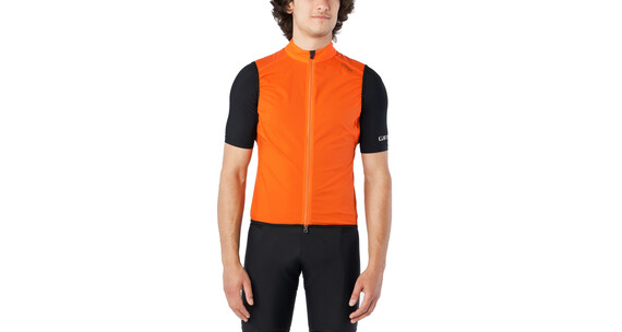 Giro Chrono Wind Vest Men flame orange
